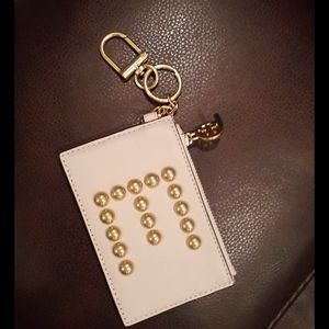 BNWOT TORY BURCH KEY HOLDER/CARD HOLDER CLIP